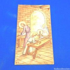Postales: (RM.1) CROMO O ESTAMPA RELIGIOSA.. Lote 295794988