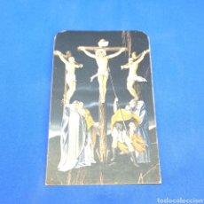 Postales: (RM.1) CROMO O ESTAMPA RELIGIOSA.. Lote 295796143