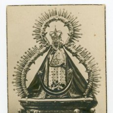 Postales: ESTAMPA DE NUESTRA SEÑORA DE LA CABEZA. ANDÚJAR. 1949. Lote 296576883