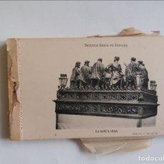 Cartoline: BLOCK DE 23 POSTALES - SEMANA SANTA EN ZAMORA - ED. J. GONZALEZ. Lote 296693808