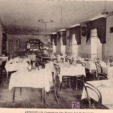 Postcards - ARNEDILLO (LA RIOJA) - COMEDOR DEL HOTEL DEL BALNEARIO - 11801694