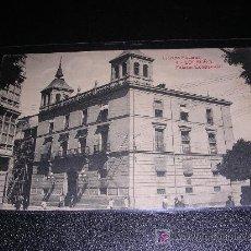 Postcards - 4 LOGROÑO PALACIO CONSISTORIAL, LIBRERIA MODERNA - 4986577