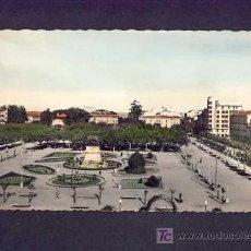Postales: POSTAL DE LOGROÑO (LA RIOJA): PASEO DEL ESPOLON (ED.GARCIA GARRABELLA NUM.13). Lote 5246771