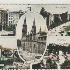 Postais: (PS-1773)POSTAL DE LOGROÑO-VARIAS. Lote 5851701