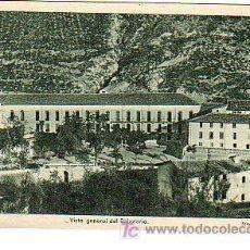 Postales: ARNEDILLO.- VISTA GENERAL DEL BALNEARIO. Lote 21162866