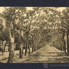 Postales: POSTAL DE LOGROÑO: CALLE DE LA DUQUESA DE LA VICTORIA (AHE). Lote 10710116