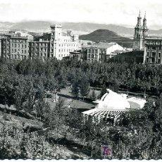 Cartoline: LOGROÑO, EL ESPOLON, P24649. Lote 18147787