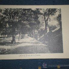 Postales: TARJETA POSTAL DE ALFARO - PASEO DE LA FLORIDA - LOGROÑO. Lote 12019567