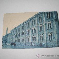 Postales: LOGROÑO . 19 . FÁBRICA DE TABACOS . FOT. L. ROISIN . SIN CIRCULAR . Lote 12165047