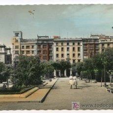 Postales: LOGROÑO. ESPOLÓN. MURO DE LA MATA. EDICIONES GARCÍA GARABELLA. NUEVA. Lote 22851785