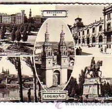 Postales: LOGROÑO. Lote 19810094
