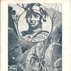 Postales: PS0181 BATALLA DE CLAVIJO 'RAMIRO I DE LEÓN'. Lote 18069065