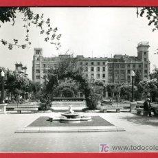 Cartoline: LOGROÑO, VISTA PARCIAL DEL ESPOLON, P37225. Lote 19882938