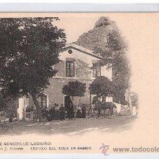 Postales: TERMAS DE ARNEDILLO (LOGROÑO)- 6- EDIFICIO DEL AGUA EN BEBIDA- CLICHE J. VALENTIN- (5814) . Lote 26412380