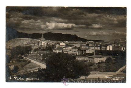 HARO. VISTA GENERAL. (FOTOGRÁFICA) (Postales - España - La Rioja Antigua (hasta 1939))