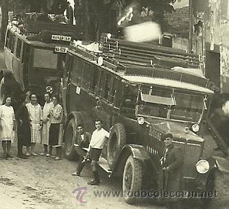 Postales: (PS-25425)POSTAL FOTOGRAFICA DE ARNEDO-PARADA DE LOS COCHES DE LINEA - Foto 2 - 29496382