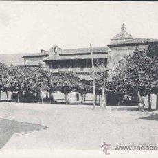 Postales: EZCARAY (LA RIOJA).- PLAZA DE LA IGLESIA. Lote 29859184