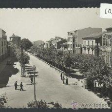 Postales: SANTO DOMINGO DE LA CALZADA - 1 - AVENIDA DEL GENERALISIMO - GARCIA GARRABELLA - (10.182). Lote 31853053