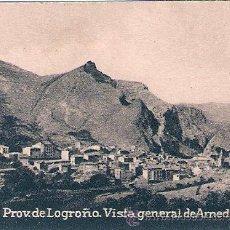 Postales: POSTAL ORIGINAL DECADA DE LOS 30. PROV. DE LOGROÑO. Nº 651. VER TAMAÑO Y EXPLICACION.. Lote 32057999