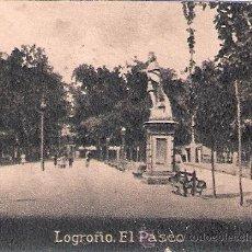 Postales: POSTAL ORIGINAL DECADA DE LOS 30. LOGROÑO. Nº 637. VER TAMAÑO Y EXPLICACION.. Lote 32058227