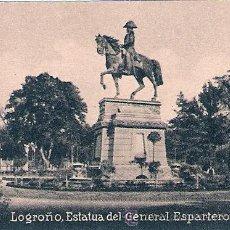 Postales: POSTAL ORIGINAL DECADA DE LOS 30. LOGROÑO. Nº 636. VER TAMAÑO Y EXPLICACION.. Lote 32167029