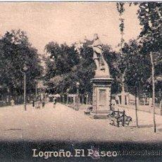 Postales: POSTAL ORIGINAL DECADA DE LOS 30. LOGROÑO. Nº 637. VER TAMAÑO Y EXPLICACION.. Lote 32167041