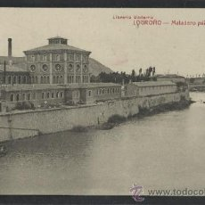 Postales: LOGROÑO - MATADERO PUBLICO - LIB. MODERNA - (14.464). Lote 36556759