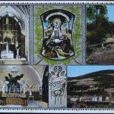 Postales: POSTAL RECUERDO MONASTERIO VIRGEN NUESTRA SEÑORA DE VALVANERA . L. ROCA CA AÑO 1920.. Lote 36849190