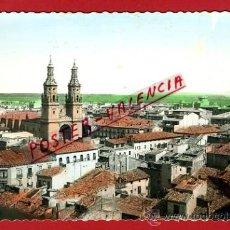Cartoline: POSTAL LOGROÑO, VISTA PARCIAL, P78620. Lote 38090643