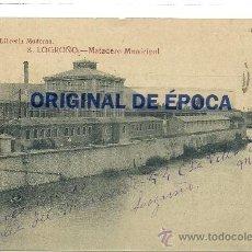 Postais: (PS-36147)POSTAL DE LOGROÑO-MATADERO MUNICIPAL. Lote 39026081