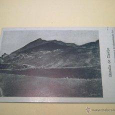 Postales: BATALLA DE CLAVIJO - 4 VISTA GENERAL DE CLAVIJO PUEBLO SITUADO A 16 KM. DE LOGROÑO - ACHA EDIT.. Lote 40280472