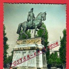 Cartoline: POSTAL, LOGROÑO, LA RIOJA, MONUMENTO AL GENERAL ESPARTERO, P90652. Lote 40354857