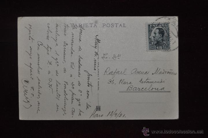 Postales: ANTIGUA POSTAL DE HARO. CALLE DE LA VEGA. CIRCULADA. - Foto 2 - 40999791