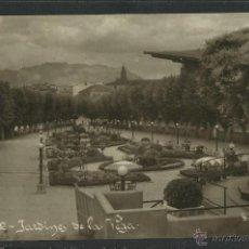 Postales: HARO - 2 - JARDINES DE LA VEGA - FOTOGRAFICA - (2418). Lote 41271987
