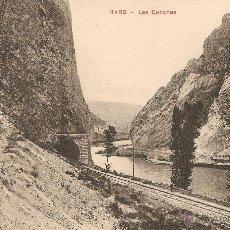 HARO - LAS CONCHAS (LA RIOJA) SIN DATOS DEL EDITOR CIRCULADA EN 1917