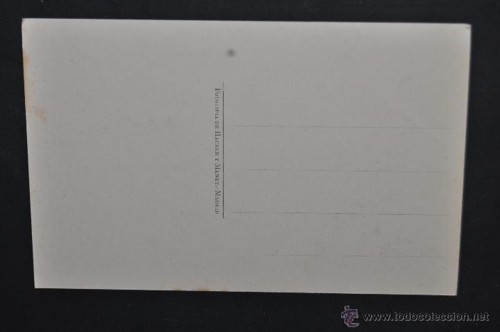 Postales: ANTIGUA POSTAL DE ALFARO. LA RIOJA. FACHADA DE SAN MIGUEL. HAUSER Y MENET. SIN CIRCULAR - Foto 2 - 43324802