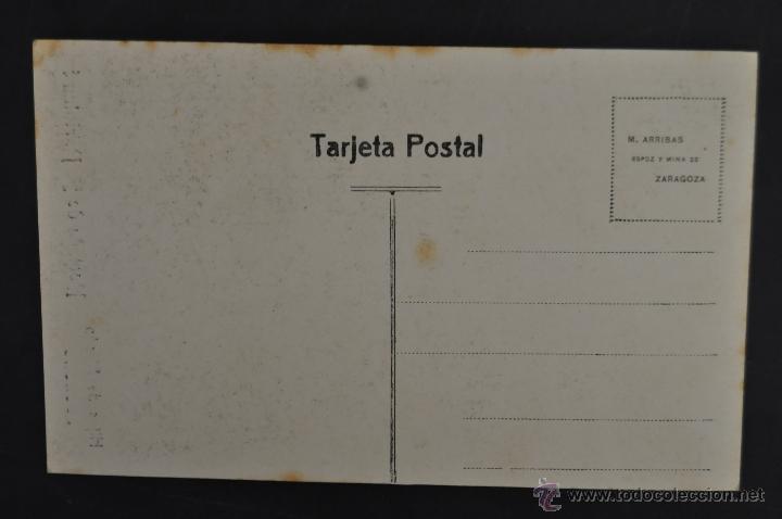 Postales: FOTO POSTAL DE LOGROÑO. LA RIOJA. PORTADA DE S. BARTOLOME. SIN CIRCULAR - Foto 2 - 43326917