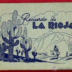 Postales: ALBUM 12 VISTAS, RECUERDO DE LA RIOJA , 1950 ,ORIGINAL ,BO. Lote 43583967