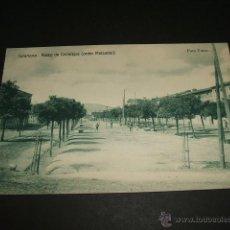 Postales: CALAHORRA LA RIOJA PASEO DE CANALEJAS ANTES MERCADAL. Lote 43602819
