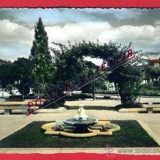 Cartoline: POSTAL LOGROÑO, LA RIOJA, PASEO DEL ESPOLON, P94890. Lote 43844896