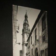 Postales: SANTO DOMINGO DE LA CALZADA LA RIOJA CATEDRAL Y HOSPITAL DEL SANTO. Lote 43978743
