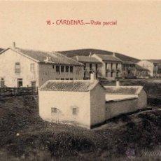 Postales: CÁRDENAS (LA RIOJA).- VISTA PARCIAL. Lote 46535127