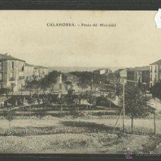 Postales: CALAHORRA - PASEO DEL MERCADAL - MERCADO - EJG (28068). Lote 47082522