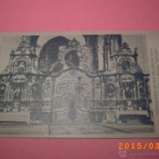 Postales: MONASTERIO SAN MILLÁN DE YUSO-ESCORIAL DE LA RIOJA-TRASCORO-M. SERVET-COLEC. ART. ESP SERIE A Nº 10. Lote 48431831
