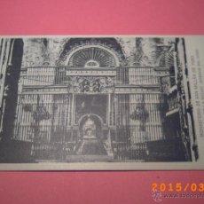Postales: MONASTERIO SAN MILLÁN DE YUSO-ESCORIAL DE LA RIOJA-INTERIOR DEL CORO-COLEC. ART. ESP. SERIE A Nº 9. Lote 48431913