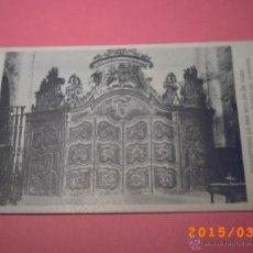 Postales: MONASTERIO SAN MILLÁN DE YUSO-ESCORIAL DE LA RIOJA-PUERTA DEL CLAUSTRO-COLEC. ART. ESP. SERIE A Nº 7. Lote 48433564