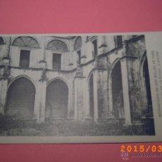 Postales: MONASTERIO SAN MILLÁN DE YUSO-ESCORIAL DE LA RIOJA- CLAUSTRO -COLEC. ART. ESP. SERIE A Nº 2. Lote 48433599