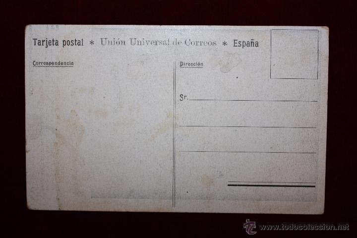 Postales: ANTIGUA POSTAL DE LA BATALLA DE CLAVIJO. LA RIOJA. LA VIRGEN DE LA ANTIGUA. ED. ACHA. SIN CIRCULAR - Foto 2 - 49316481