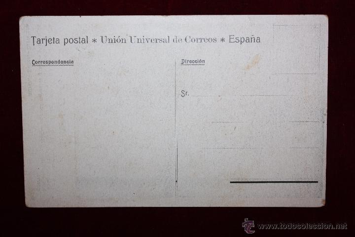 Postales: ANTIGUA POSTAL DE LA BATALLA DE CLAVIJO. LA RIOJA. MONTE LATURCE Y CAMPO LLAMADO LA MATANZA - Foto 2 - 49316626