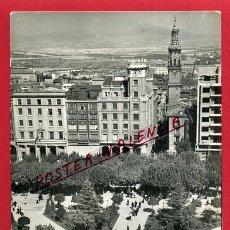 Cartoline: POSTAL, LOGROÑO, LA RIOJA, ESPOLON Y NUEVOS JARDINES, P99747. Lote 49978345